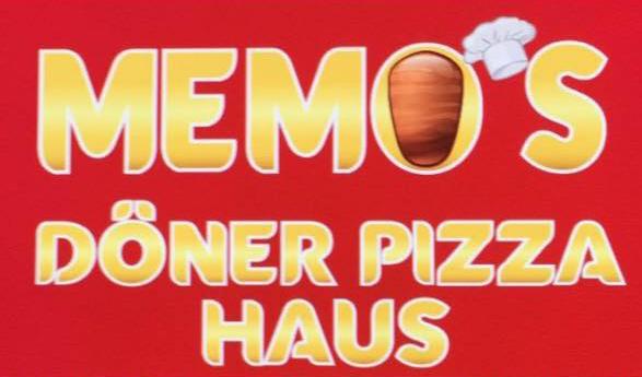 Logo: MEMO'S DÖNER PIZZA HAUS