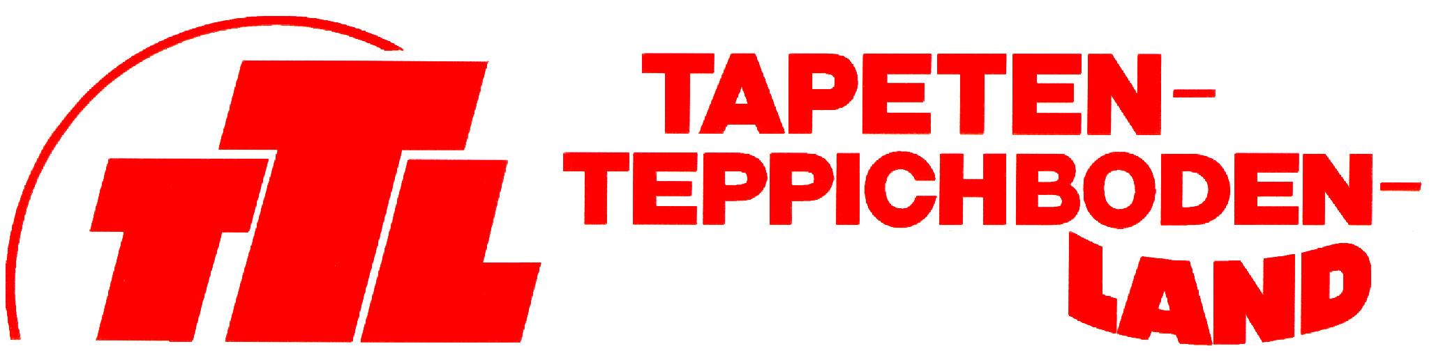 Logo: TTL Tapeten-Teppichboden-Land Rastatt (während des Lockdowns geschlossen)